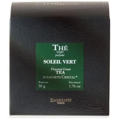 Dammann Green Tea Green Sun 25 Teabags 50g