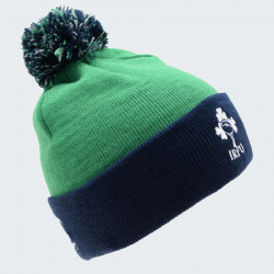 Bonnet Supporter Irlande Coupe du Monde Rugby Canterbury