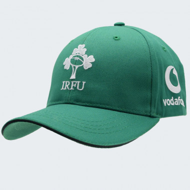 Casquette Supporter Irlande Coupe du Monde Rugby Canterbury