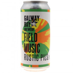 Galway Bay Field Music 44cl 5°