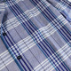 Chemise Epaisse Bleu Grands Carreaux Out Of Ireland