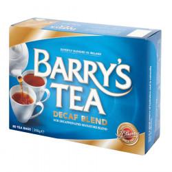 Barry's Decaffeinated Tea 80 Teabags 250g