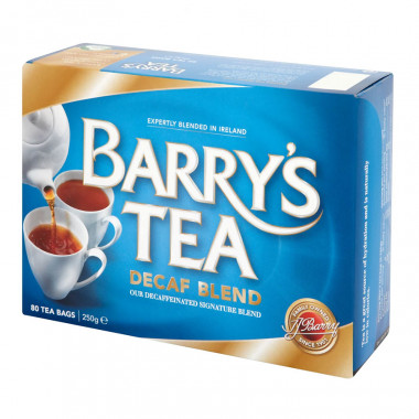 Barry's Decaffeinated Tea 80 Teabags