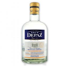 Depaz Cuvée de la Montagne Pelée White Rum 70cl 45°