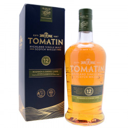 Tomatin 12 Years Old 1L 43°