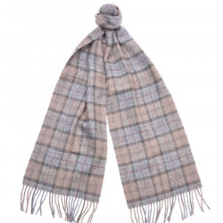 Barbour Lambswool Winter Tartan Scarf