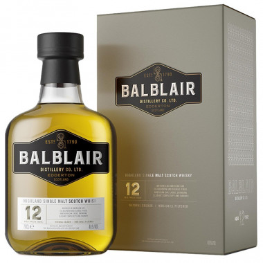 Balblair 12 Years Old 70cl 46°