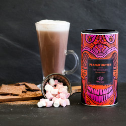 Whittard Peanut Butter Flavour Hot Chocolate 350g