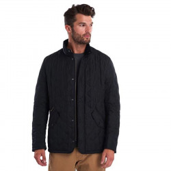 Barbour Navy Chelsea Sportsquilt Jacket