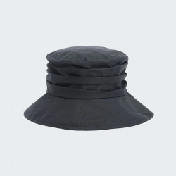 Barbour Wax Navy Sports Hat