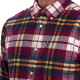 Chemise Tartan Rouge Moutarde Barbour