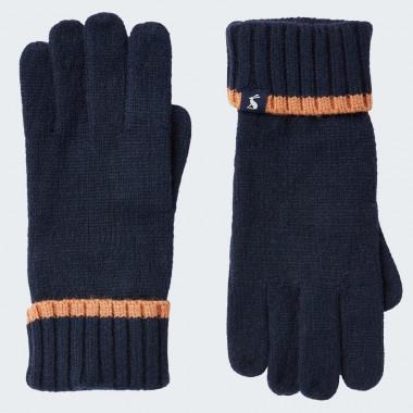 Tom Joule Navy Gloves