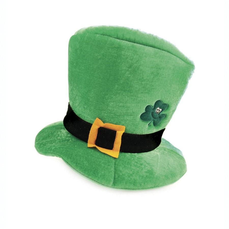grandes variétés prix d'usine pourtant pas vulgaire Chapeau Leprechaun St Patrick 24 cm
