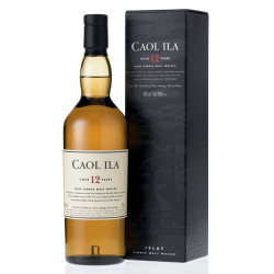 Caol Ila 12 Years Old 70cl 43°