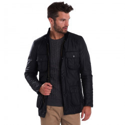 Barbour Black Corbridge Jacket