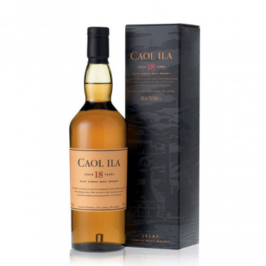 Caol Ila 18 Years Old 70cl 43°