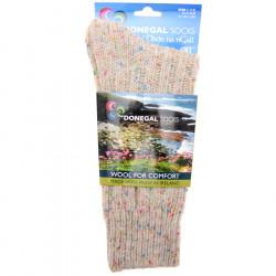 Donegal Socks Blanco Multi Short Socks