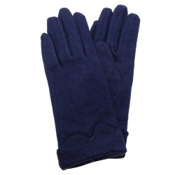 Out of Ireland Dark Blue Gloves