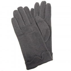 Out of Ireland Light Grey Gloves