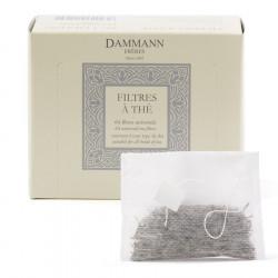 Dammann Box of 64 Universal Tea Filters