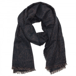 Out Of Ireland Navy Blue Stole