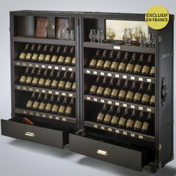 Glenfarclas Cask Trunk 50x20cl 50.6° - Vintages from 1954 to 2003