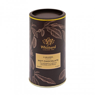 Caramel Hot Chocolate Whittard 350g