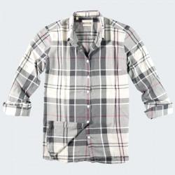 Barbour Camel Tartan Bredon Shirt