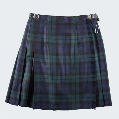 O'Neil Of Dublin Mini Kilt Blackwatch