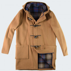 London Tradition Camel Joseph Duffle-Coat