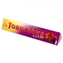 Toblerone aux Raisins et Noisettes 360g