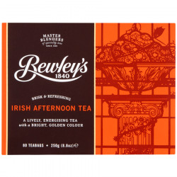 Bewley's Thé Irish Afternoon 80 sachets 250g