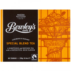 Bewley's Thé Fair Trade Special Blend 80 sachets 250g
