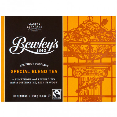 Bewley's Tea Fair Trade Special Blend 80 Teabags 250g