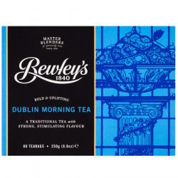 Bewley's Tea Dublin Morning 80 Teabags 250g
