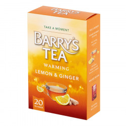 Barry's Infusion Lemon Ginger 20 bags