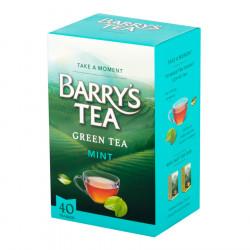 Barry's Thé Vert Menthe 40 sachets