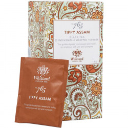 Whittard Tippy Assam Tea 25 Tea Bags