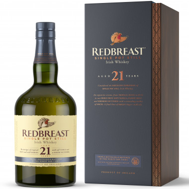 Redbreast 21 Years Old 70cl 46°