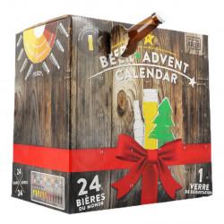 Christmas Advent Calendar 2019 - 24 Beers 33cl