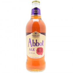 Abbot Ale 5° 50cl Bouteille