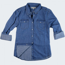 Chemise en Jean Out Of Ireland