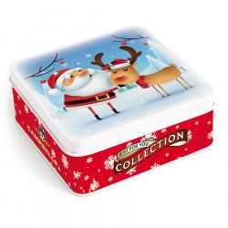 Boîte Santa Shortbread Campbells 90g