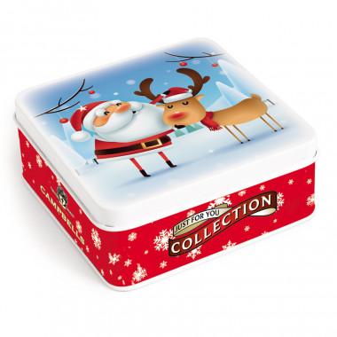 Campbells Shortbread Santa Box 90g