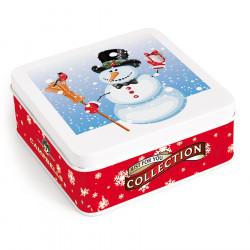 Boite snowman shortbread 90g