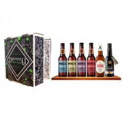 Sélection Bières Ecossaises Vieillies En Fût De Whisky 6*33cl
