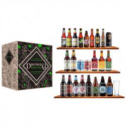 Box Légendes d'Irlande 24 Bières Irlandaises + 1 Verre