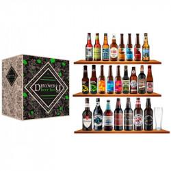 Box Sélection Comptoir Irlandais 24 Bières + 1 Verre