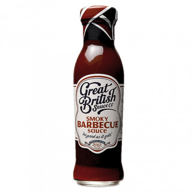 Sauce Smoky Barbecue Great British Sauce 325g