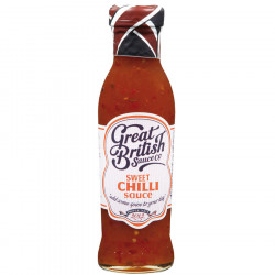Sauce Hot & Sweet Chili Great British Sauce 325g